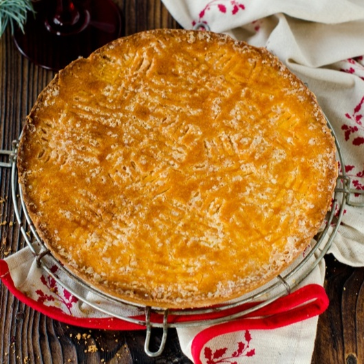 Photo of Breton Cake by Sujata Limbu at BetterButter