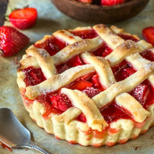 How to make Strawberry Pie