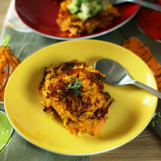 Photo of Butternut squash, carrot and celery rösti by foodn flavors at BetterButter