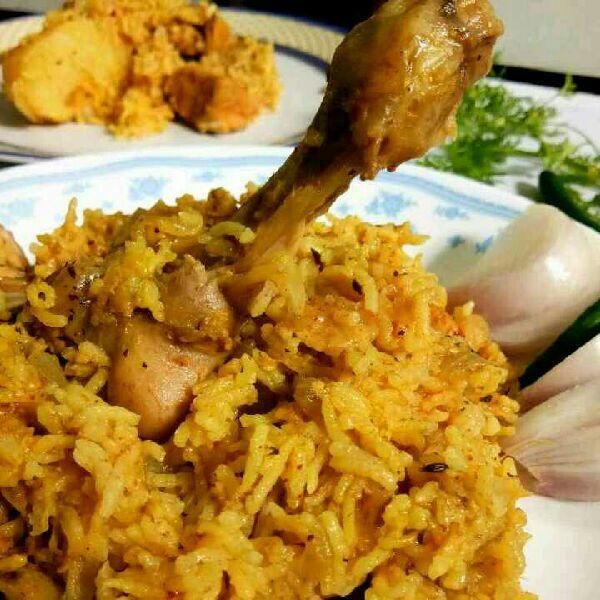 How to make Home Style Chicken Biryani