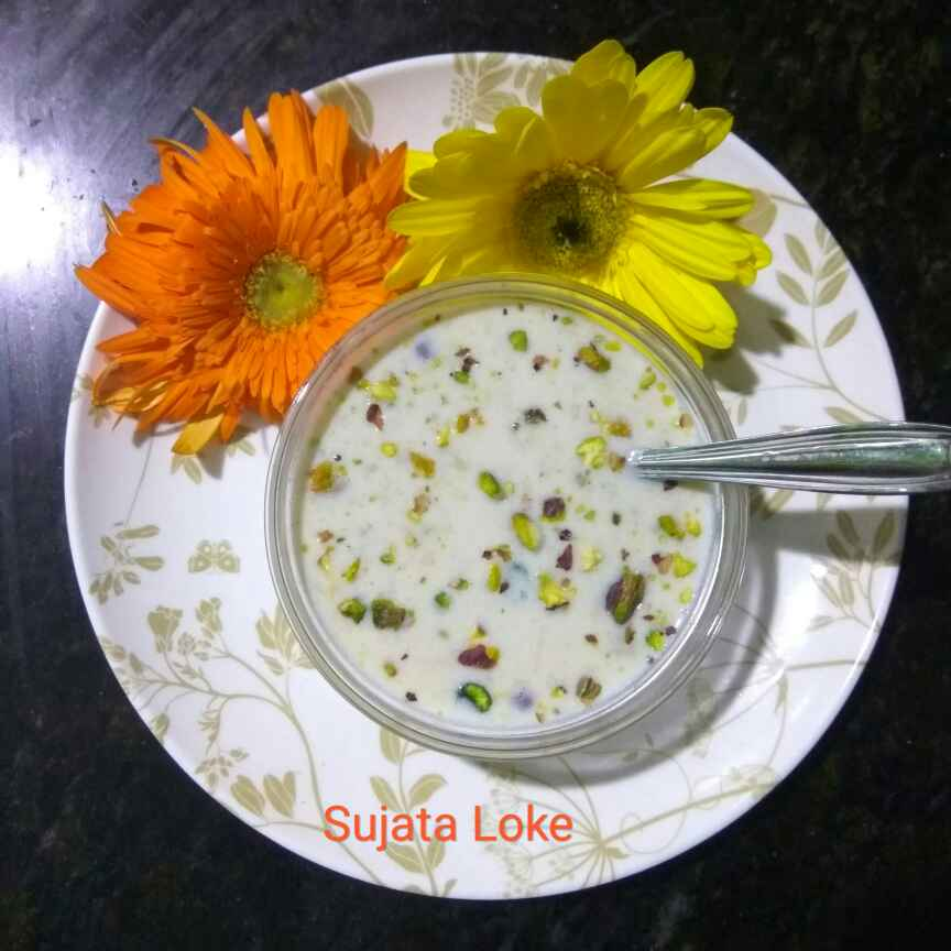 Photo of Rice kheer by Sujata Loke at BetterButter