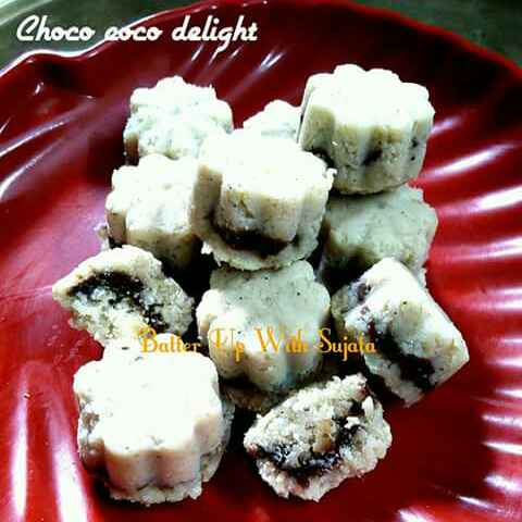 How to make Choco coco delight