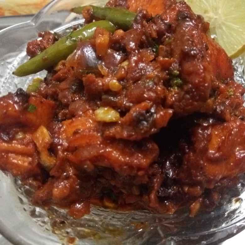 Photo of Chicken 65 by Sujata Shastrakar at BetterButter