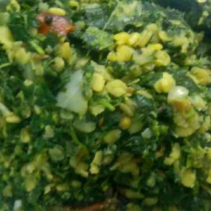 How to make Spinach dal