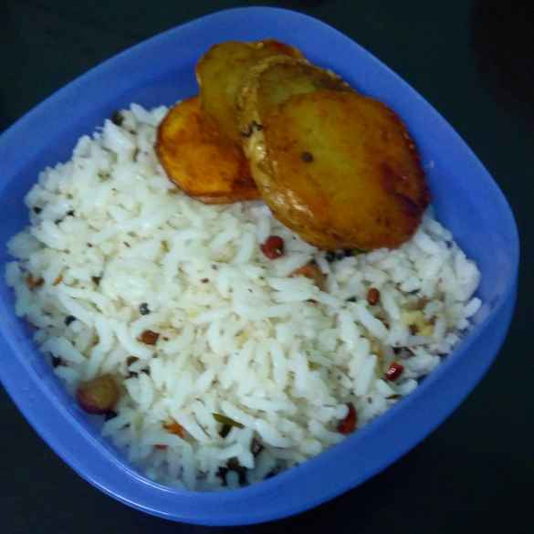 Photo of Coconut rice by Suji RK at BetterButter