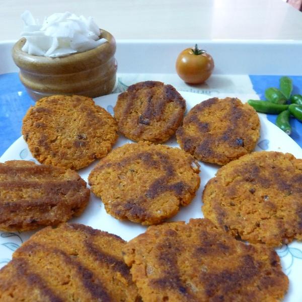 How to make KOBBARI VADALU - coconut patties