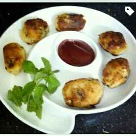 Photo of Bread Pakora by Sukanya Basu at BetterButter