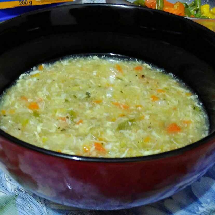 How to make Chicken soup-restaurant style