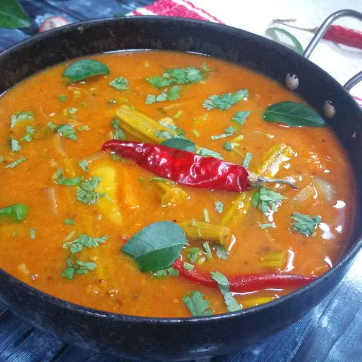 Photo of Drumstick Sambar by Sukriti Siri at BetterButter