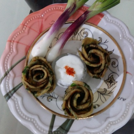 How to make Onion Rose