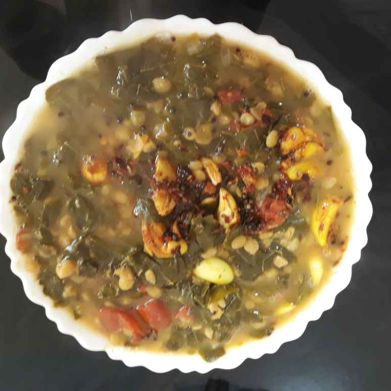 Photo of Drumstick Leaves Dal by Suma Malini at BetterButter