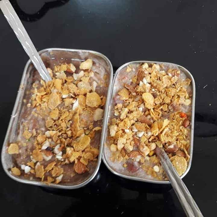 How to make Finger Millet Soup (Ragi Java)