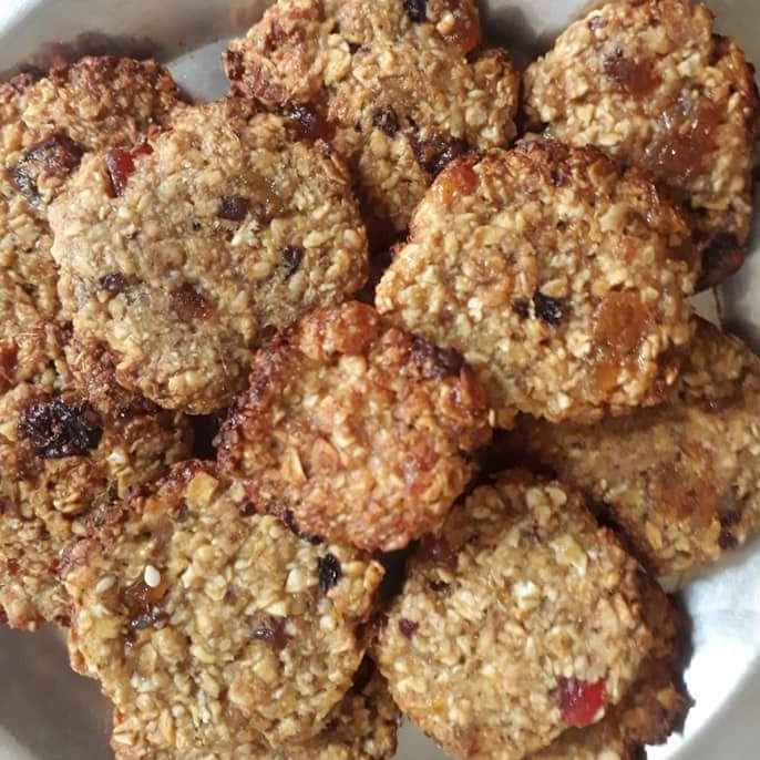 Photo of Oats Banana Biscuits by Suma Malini at BetterButter