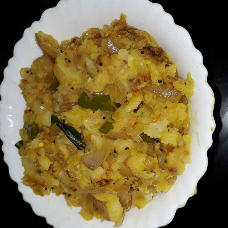 Photo of Mashed Potatoes (Andhra Style) by Suma Malini at BetterButter