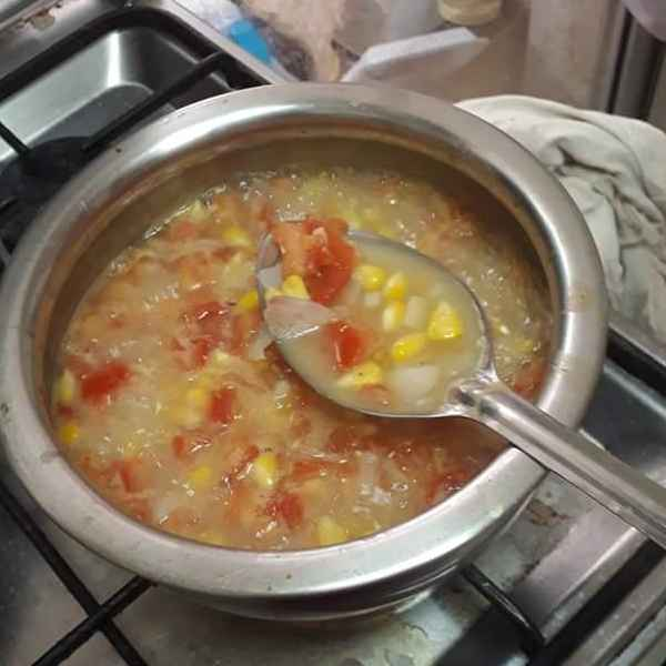 Photo of Sweet Corn Soup by Suma Malini at BetterButter
