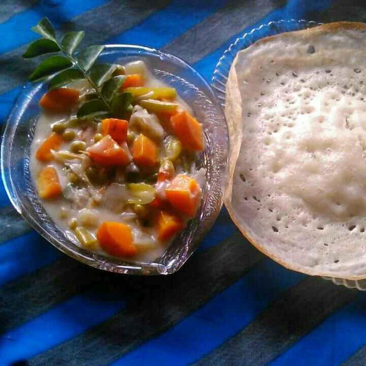 Photo of White vegetable kuruma by Sumaiya Arafath at BetterButter