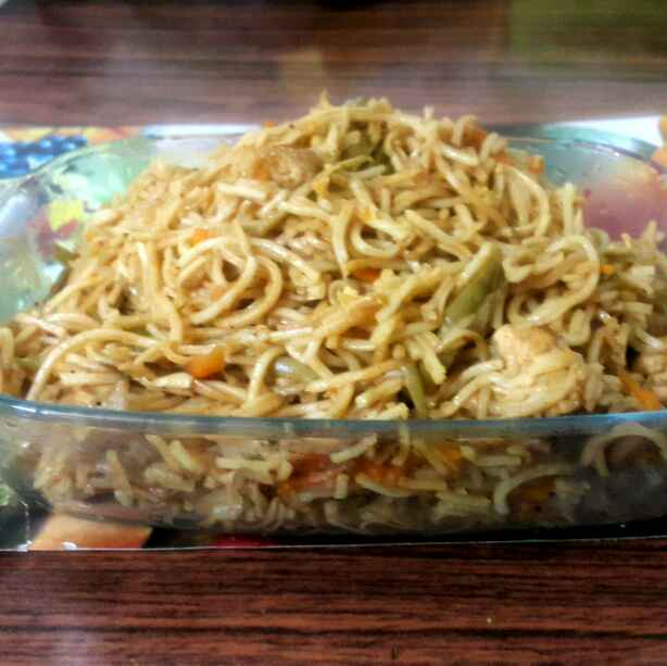 Photo of Indo-chinese noodles by Sumaiya Arafath at BetterButter