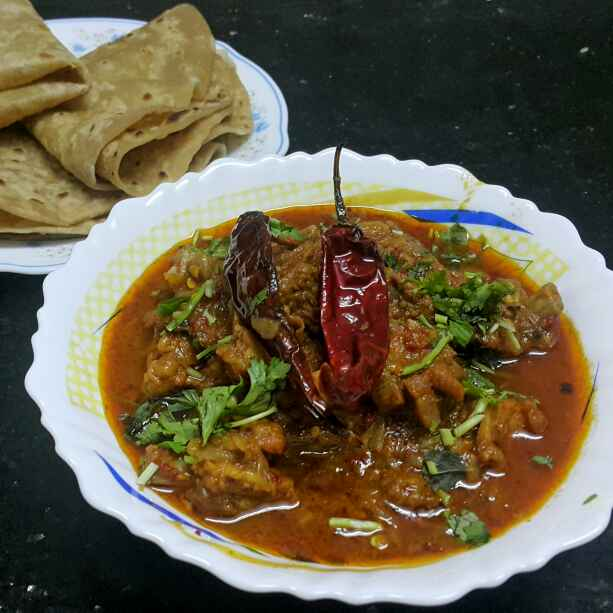 How to make Rajasthani Laal maans