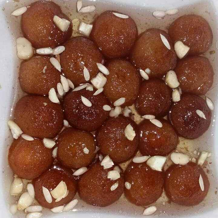Photo of Bread Gulab Jamun by Sumaiya shafi at BetterButter