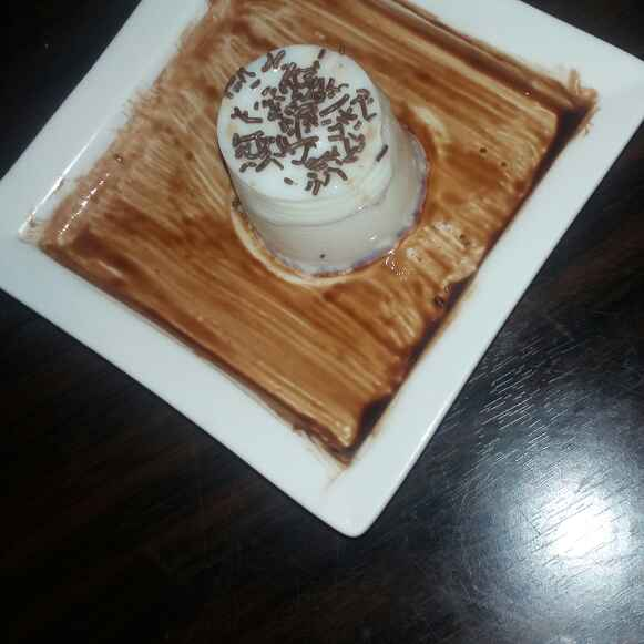 Photo of Coconut milk Panna Cotta by Sumaiya shafi at BetterButter