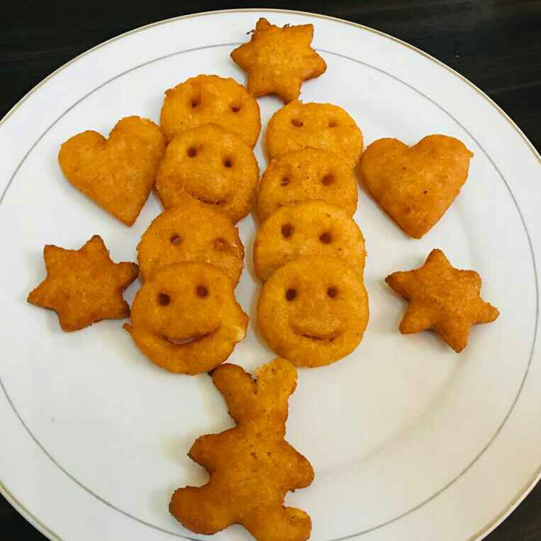 Photo of Smiley french fries by Sumaiya shafi at BetterButter