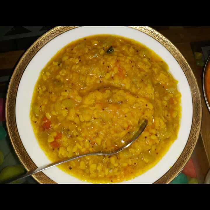 Photo of Bottle Gourd Dal by Sumaiya shafi at BetterButter
