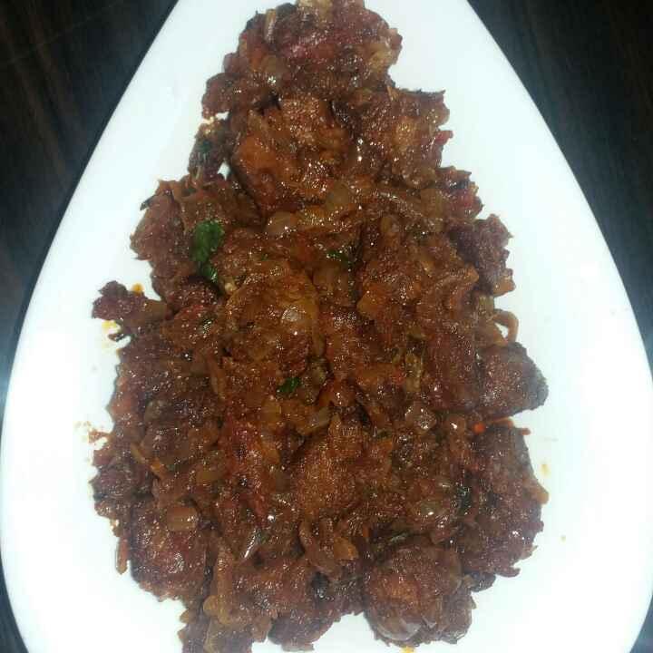 Photo of Mutton Fry Semi Gravy by Sumaiya shafi at BetterButter