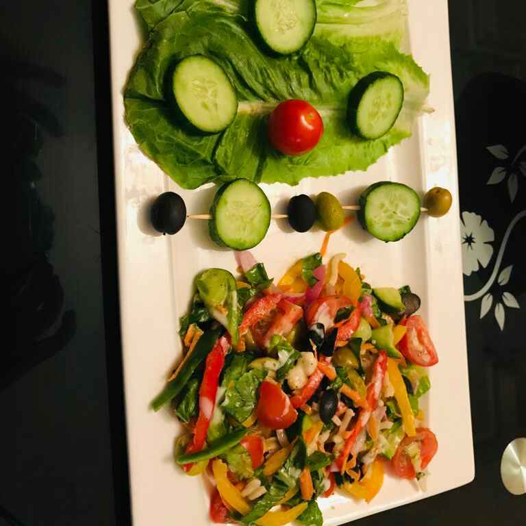 Photo of Italian Salad by Sumaiya shafi at BetterButter