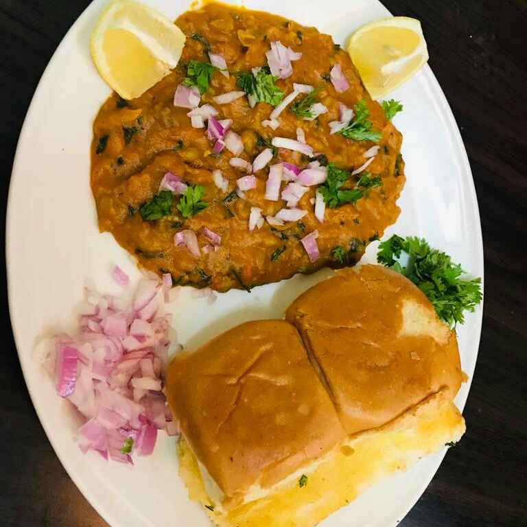 Photo of Pav Bhaji by Sumaiya shafi at BetterButter