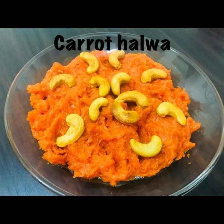 Photo of Carrot Halwa by Sumaiya shafi at BetterButter