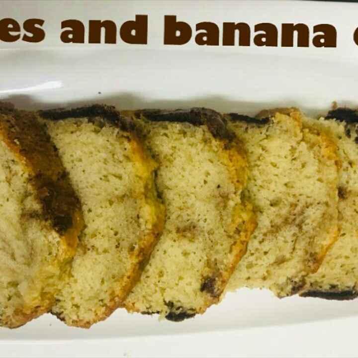 Photo of Healthy Banana & Dates Cake(Eggless) by Sumaiya shafi at BetterButter