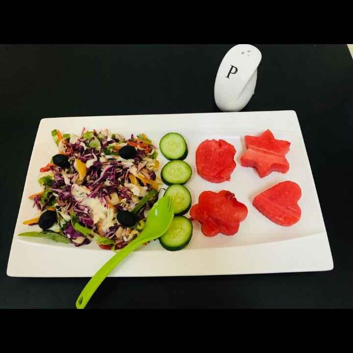 Photo of Rainbow Slaw Salad by Sumaiya shafi at BetterButter