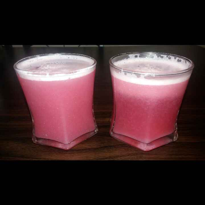 Photo of Coconut Milk Pomegranate Juice by Sumaiya shafi at BetterButter