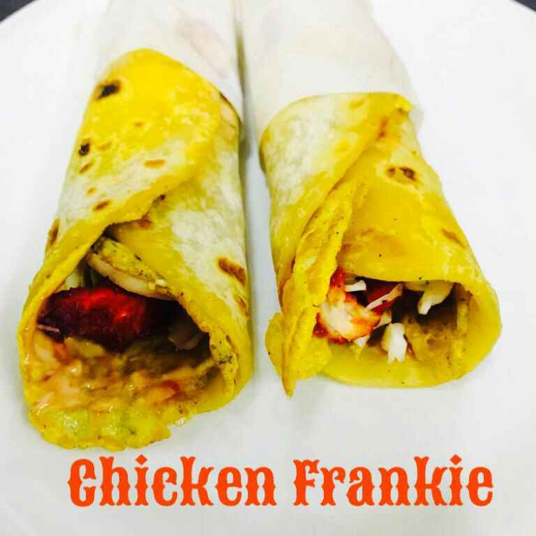 Photo of Hyderabad Street Food Spl Chicken Frankie by Sumaiya shafi at BetterButter
