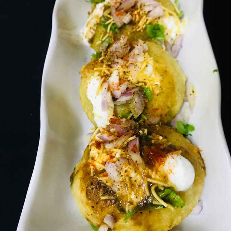 Photo of Mumbai Street Food Dahi Poori by Sumaiya shafi at BetterButter
