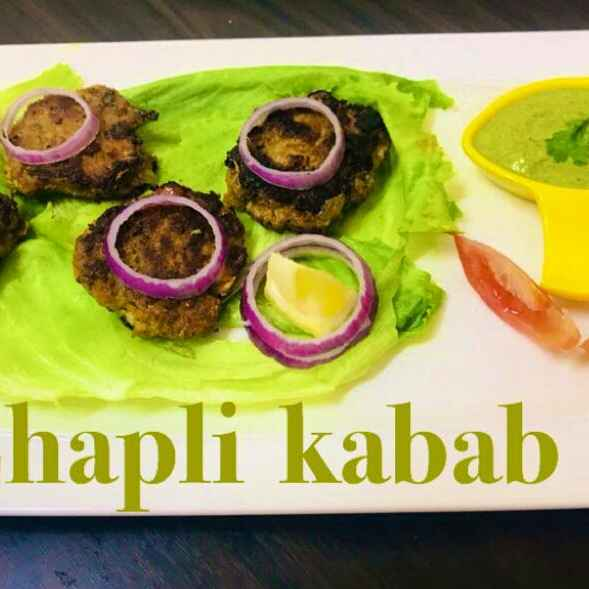 Photo of Pakistan famous street Food Chapli Kabab by Sumaiya shafi at BetterButter