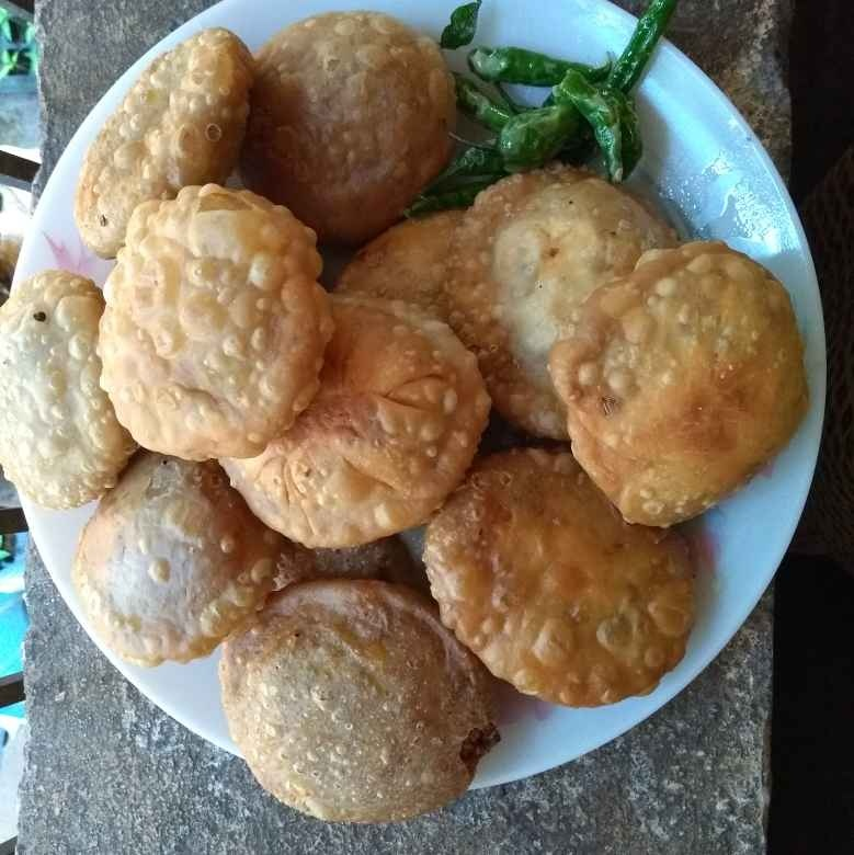 How to make Moong dal ki khasta kachori