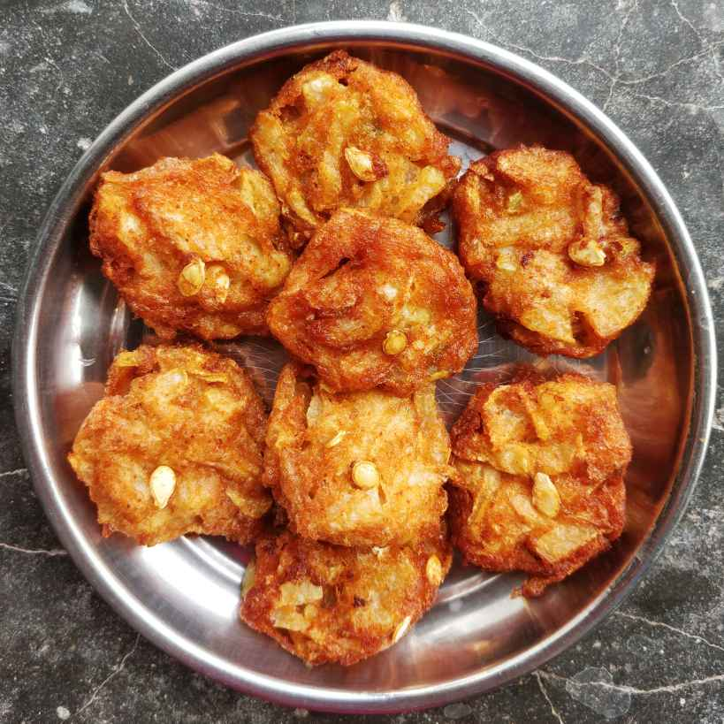Photo of Pumpkin fritters by Suma Naveen at BetterButter