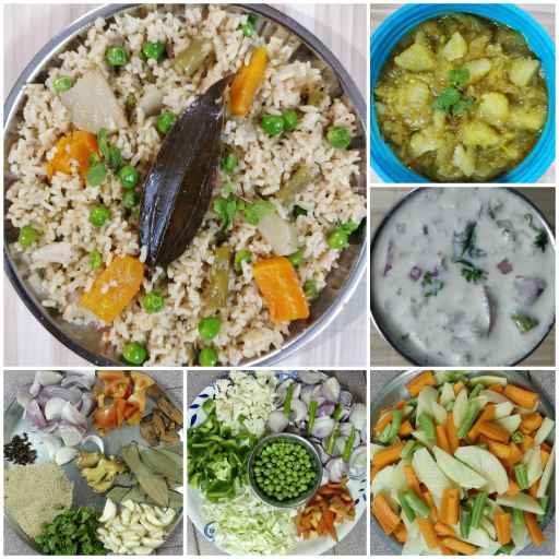 Photo of Vegetable Biriyani by Suma Naveen at BetterButter