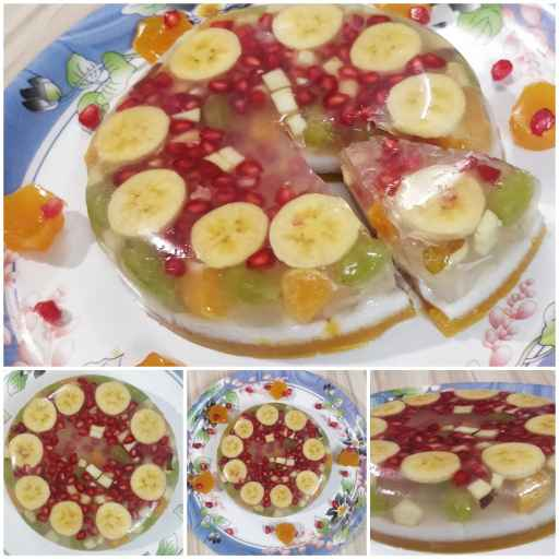 Photo of Fruit jelly cake by Suma Naveen at BetterButter