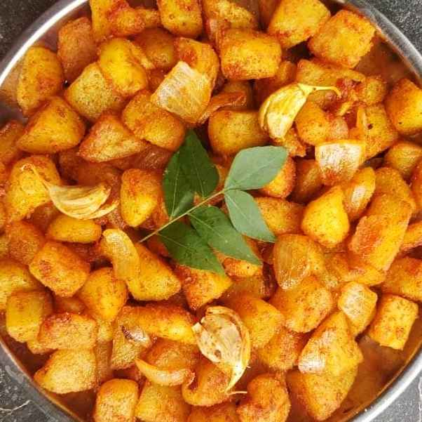 How to make Aloo fry