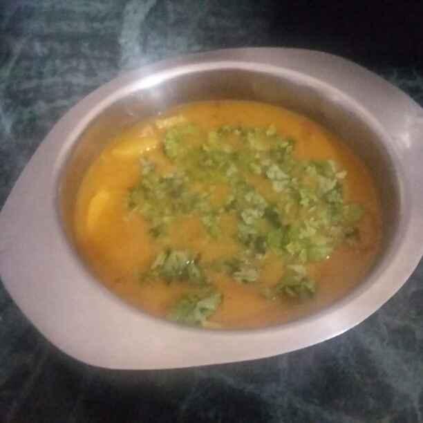 How to make Aloo ki kadhi