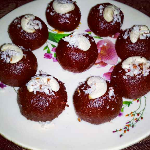 Photo of Ghee Ke Ladoo by Sumit Agrawal at BetterButter