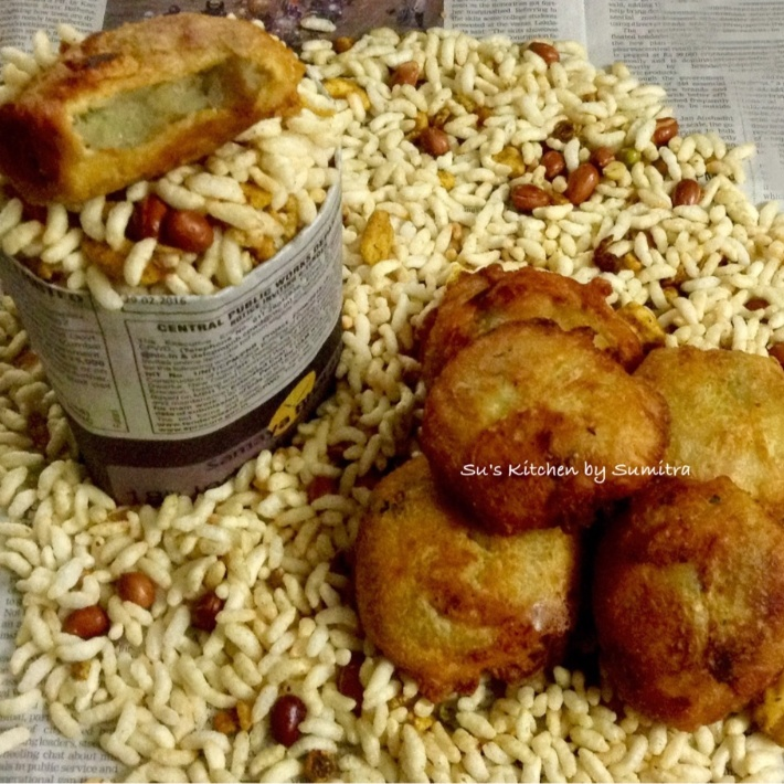 Photo of Aloor Chop/Potato Fritters Bengali Style by Sumitra Chowdhury at BetterButter