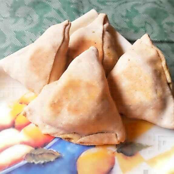How to make Baked Fulkopir Singara