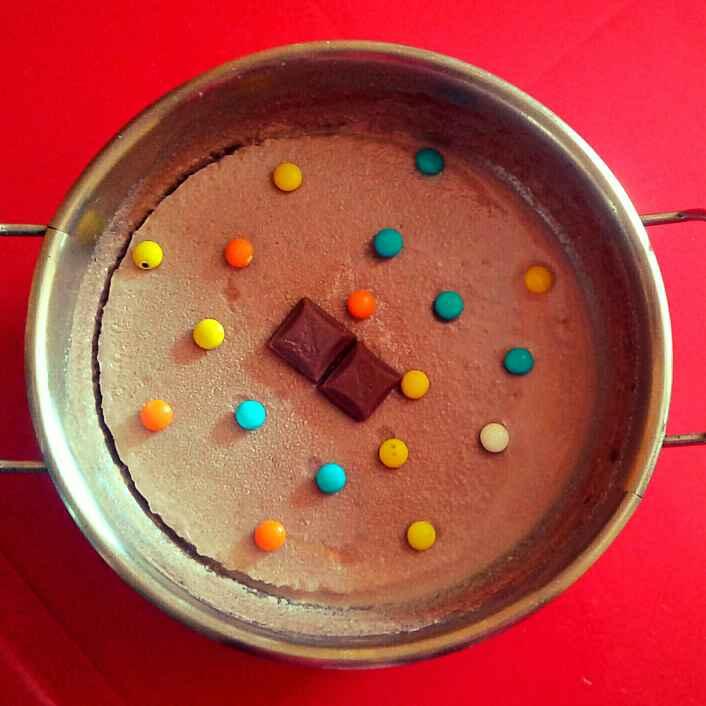 How to make Nolen gurer Choco vanilla icecream
