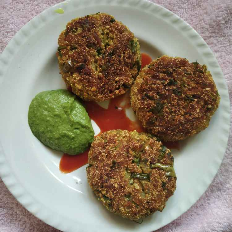 How to make Rice cutlet