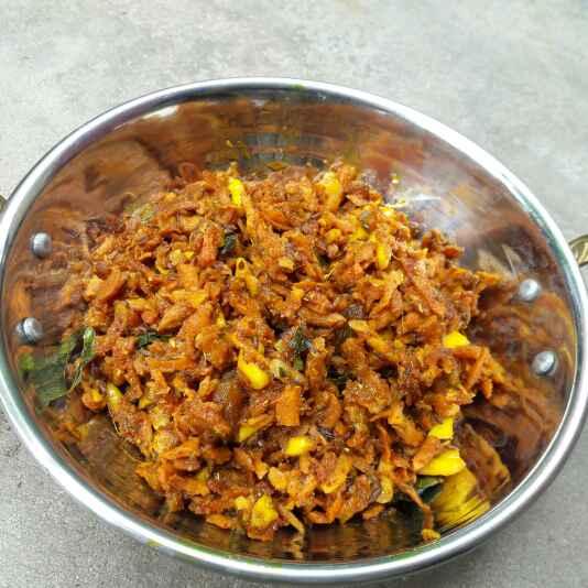 How to make Kachi haldi Dahi ki sabji