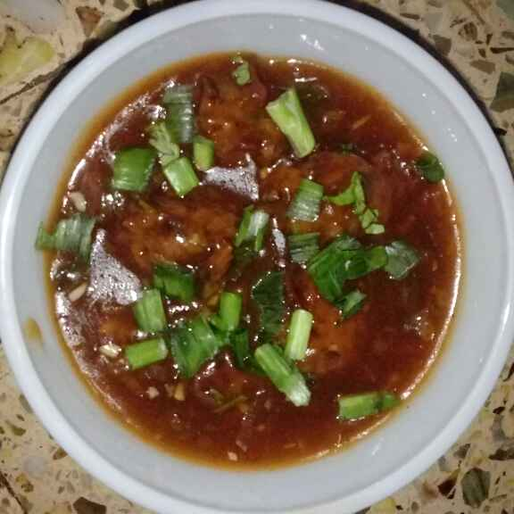 How to make Vegetable Manchurian