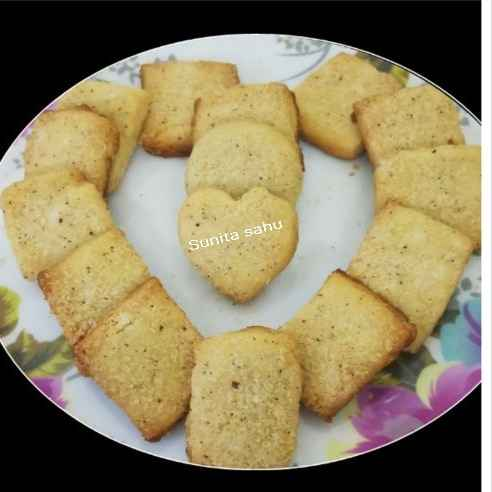 Photo of Coconut cookies by Sunita Sahu at BetterButter